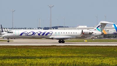 S5-AAO - Bombardier CRJ-900 - Adria Airways