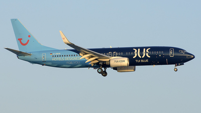 A picture of DABKM - Boeing 73786J - TUI fly - © allex