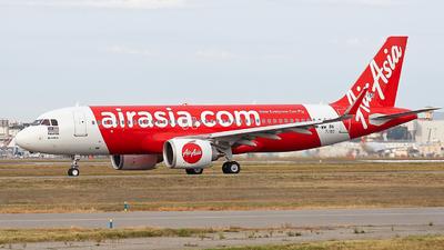 F-WWBN - Airbus A320-251N - AirAsia