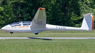 I-LVIG - Schleicher ASK-21 - Private