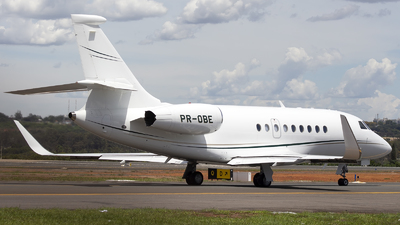 A picture of PROBE - Dassault Falcon 2000LX - [179] - © MHR - Team BSB Spotter