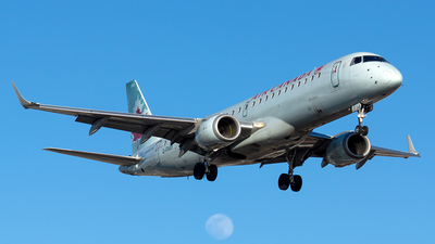 C-FNAP - Embraer 190-100IGW - Air Canada