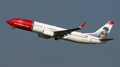 LN-NIC - Boeing 737-8JP - Norwegian