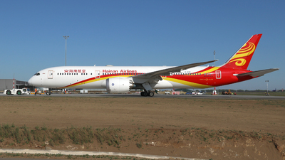B-208S - Boeing 787-9 Dreamliner - Hainan Airlines