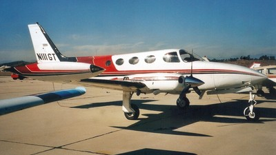 N111GT - Cessna 340 - Private