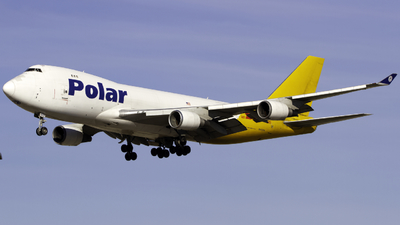 N452PA - Boeing 747-46NF(SCD) - Polar Air Cargo