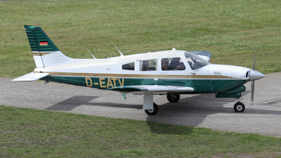 D-EATV - Piper PA-28R-201T Turbo Cherokee Arrow III - Private