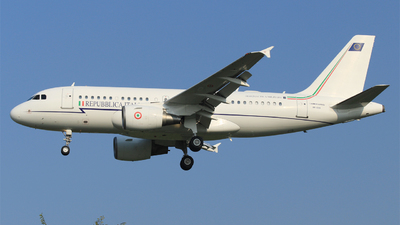 MM62209 - Airbus A319-115X(CJ) - Italy - Air Force