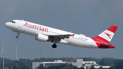 A picture of OELBL - Airbus A320214 - Austrian Airlines - © Sebastian Thiel