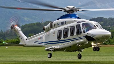 I-LUXT - Agusta-Westland AW-139 - Private