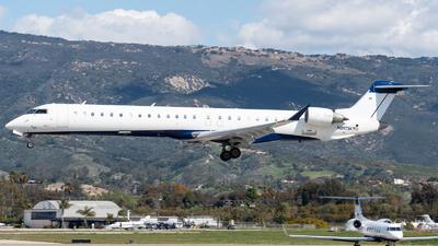 N897SK - Bombardier CRJ-900LR - SkyWest Airlines