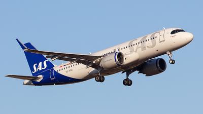 SE-ROU - Airbus A320-251N - Scandinavian Airlines (SAS)