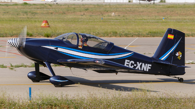 EC-XNF - Vans RV-7 - Private