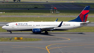 A picture of N3744F - Boeing 737832 - Delta Air Lines - © OCFLT_OMGcat