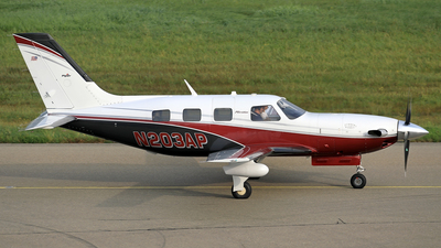 N203AP - Piper PA-46-500TP Meridian - Private
