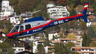 OE-BXL - A�rospatiale AS 350B3 Ecureuil - Austria - Ministry of Interior