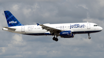 N509JB - Airbus A320-232 - jetBlue Airways