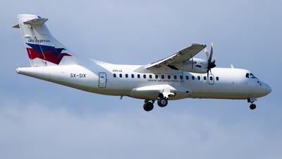 A picture of SXSIX - ATR 42500 - Sky Express - © John Leivaditis