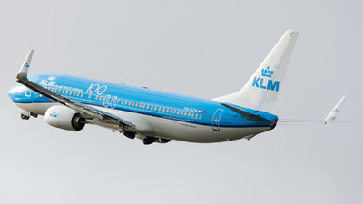 PH-BCH - Boeing 737-8K2 - KLM Royal Dutch Airlines