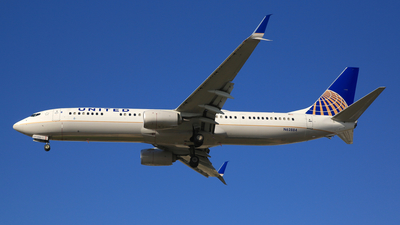 N62884 - Boeing 737-924ER - United Airlines