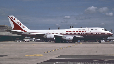 VT-EPW - Boeing 747-337(M) - Air India