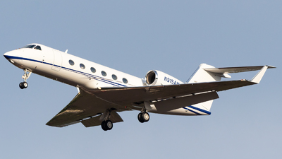 N915AM - Gulfstream G450 - Private