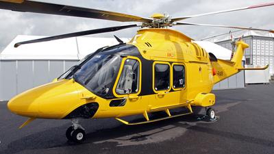 I-RAIR - Agusta-Westland AW-169 - Private