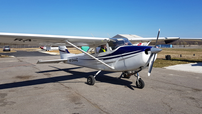 RA-2444G - Cessna 172K Skyhawk - Private