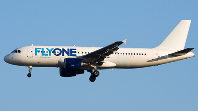EK-32008 - Airbus A320-211 - FlyOne (Atlantis European Airways)