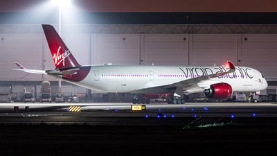 G-VDOT - Airbus A350-1041 - Virgin Atlantic Airways