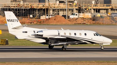 N562TS - Cessna 560XL Citation Excel - Private