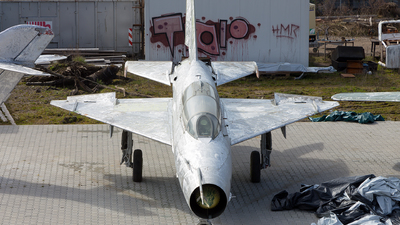 23-81 - Mikoyan-Gurevich MiG-21UM Mongol B - Germany - Air Force