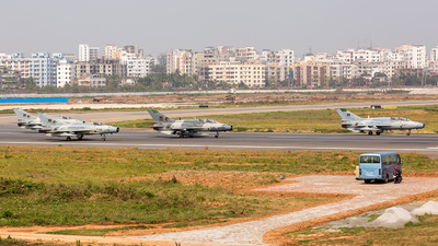 F947 - Chengdu FT-7BG - Bangladesh - Air Force