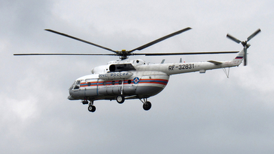 RF-32831 - Mil Mi-8MTV-1 Hip - Russia - Ministry for Emergency Situations (MChS)