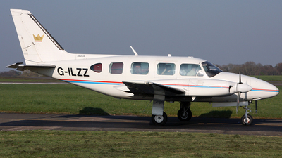 A picture of GILZZ - Piper PA31 Navajo - [317401211] - © Terry Wade