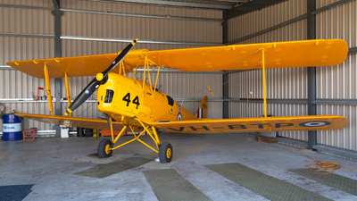 VH-BTP - De Havilland DH-82 Tiger Moth - Private