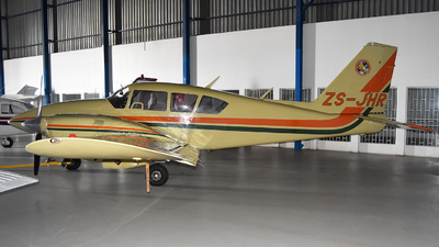 ZS-JHR - Piper PA-23-250 Aztec - Private