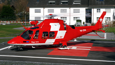 A picture of HBZRN - AgustaWestland AW109SP - [22363] - © Nils Berwing