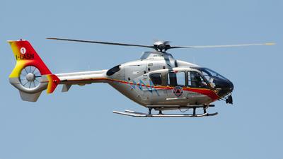I-LASN  - Eurocopter EC 135T2+ - Italy - Protezione Civile