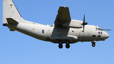 MM62220 - Alenia MC-27J Praetorian - Italy - Air Force