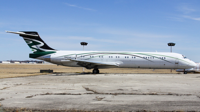 N167AS - McDonnell Douglas MD-87 - Private