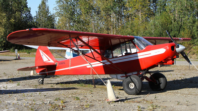 N7661L - Piper PA-18-150 Super Cub - Private