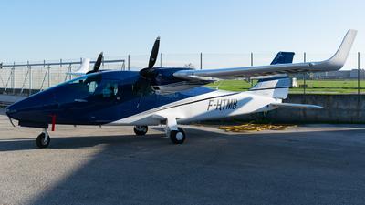 F-HTMB - Tecnam P2006T Mk II - Costruzioni Aeronautiche Tecnam