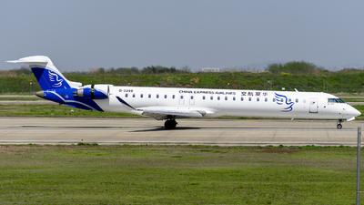 B-3298 - Bombardier CRJ-900LR - China Express Airlines