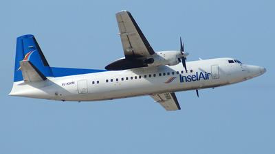 PJ-KVM - Fokker 50 - Insel Air