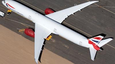 A picture of GZBLD - Boeing 78710 Dreamliner - British Airways - © Alejandro Hndez