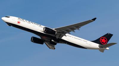C-GEGC - Airbus A330-343 - Air Canada