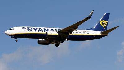 A picture of EIDHE - Boeing 7378AS - Ryanair - © Javier Rodriguez - Amics de Son Sant Joan