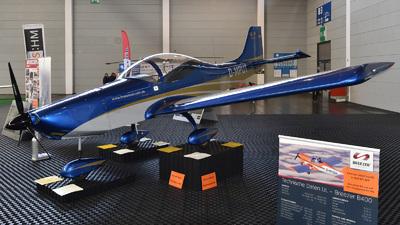D-MPUT - Aerostyle Breezer B400 - Breezer Aircraft Germany