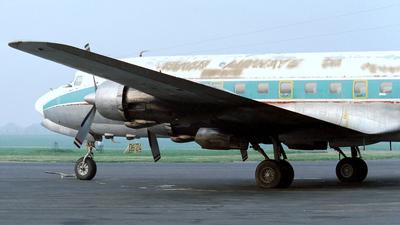 G-APSA - Douglas DC-6A Liftmaster - Untitled